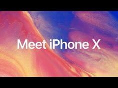 Meet iPhone X — Apple - YouTube