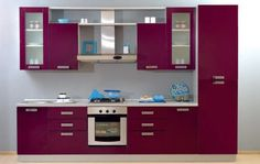 15 veces he visto estas magníficas alacenas de cocinas. Kitchen Cupboard Designs, Kitchen Room Design, Kitchen Cabinet Colors, Home Room Design, Modern Kitchen Design, Interior Design Kitchen, Room Kitchen, Kitchen Modular, Modern Kitchen Cabinets