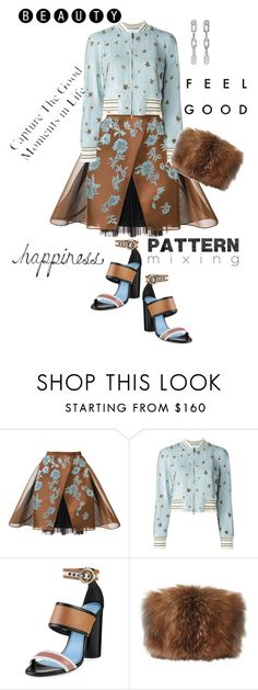 """""""Untitled #563"""" by belinda54-1 ❤ liked on Polyvore featuring Delpozo, Valentino, Lanvin, Zac Posen and Versace"""