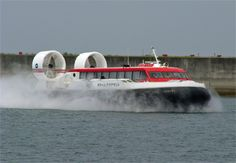 Hovercraft - The first practical design for hovercraft derived from a British invention in the 1950s to 1960s. The idea of the modern hovercraft is most often associated with Sir Christopher Cockerell. He is the first person to successfully attach a rubber strip to the bottom of the craft. - Wikipedia, the free encyclopedia