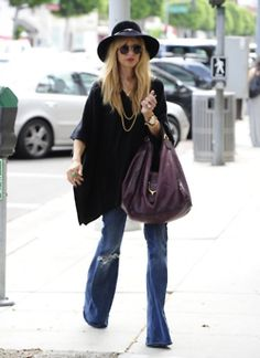 Rachel Zoe always knows how to rock it
