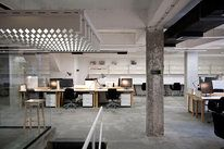 NOVA ISKRA: A Multifunctional Coworking Space for Creatives Photo — Designspiration