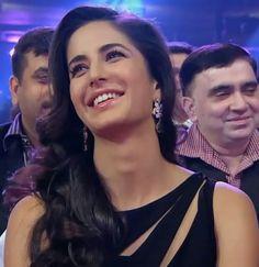 Katrina's smile