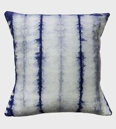 Stitchy Stripe Indigo Pillowcase