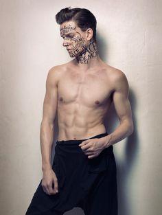 Léo Bruno #LeoBruno for Skye Tan http://www.malemodelscene.net/editorial/leo-bruno-by-skye-tan/