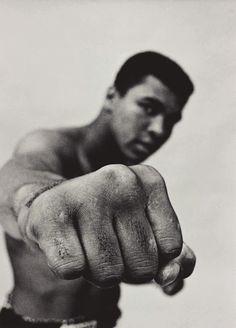 Ali by Thomas Hoepker