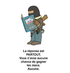 Haut les crayons pour «Charlie» - Libération La réponse est partout vous n'avez aucune chance de gagner les mecs !
