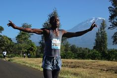Run the Victoria Falls and Kilimanjaro Marathons officially organized by Wild Frontiers and maybe combine them with a safari around the country. Victoria Falls, Kilimanjaro, Marathon Running, Safari, Feb 2017, The Incredibles, World, February, The World