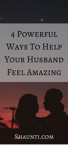 Ladies, do you know how to support your husband? It's tough out there in the modern world for your man. Here are four actions that matter. Keep reading to learn more!