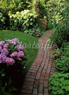 brick path - Google Search