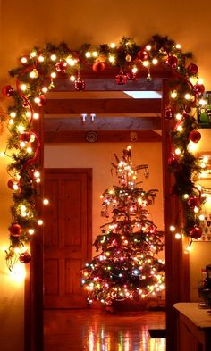 Christmas. Lots of Christmas recipes, decorating ideas, everything!