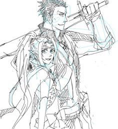 Nowi and Gregor