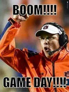 Can't wait for Football season! Auburn Alabama Football, Football War, College Football Teams, Football Memes, Football Season, Clemson, Auburn Memes, Thing 1, Auburn University