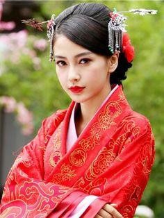 古装美人 云中歌 angelababy 杨颖. 云中歌 / Cloud in the Song - 2015 Chinese period drama series. Starring male lead Lu Yi & female lead Angelababy.