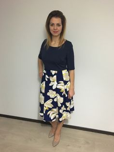 A beautiful office outfit! By @Fashion Mia