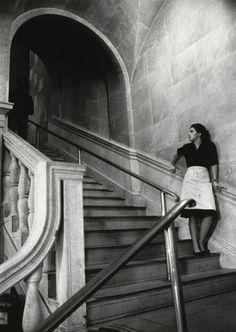 """Untitled Film Still #65"" Taken by: Cindy Sherman, 1980."