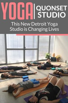 Nourse and Gillette are the owners of The Collective at True North, a yoga studio in a Detroit neighborhood that has opened up new possibilities for fitness buffs as well as professionals there. yoga for beginners