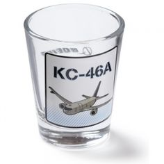 Boeing Collection Boeing KC-46A Shot Glass
