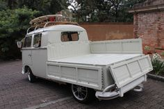 Combi-pick-Up-Club- Cab (27) Vw Transport, Kombi Pick Up, Volkswagen Bus, Cars And Motorcycles, Transportation, Twin, Trucks, Club, Vehicles