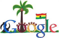 Google Doodle: Doodle 4 Google winner Ghana 2011