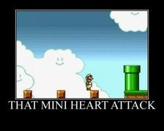 If you've ever played Mario, you've had one