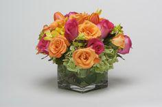 Low Centerpieces : : My Wedding Blooms