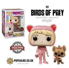 Funko Pop Dolls, Pop Figurine, Pop Toys, Pop Collection, Pop Vinyl Figures, Disney Marvel, Birds Of Prey, Funko Pop Vinyl, Bobble Head
