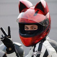 Neko Helmet aka Cat Ears Helmet 31