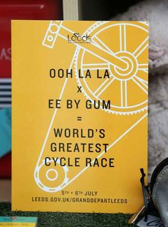 This handy translation. | 29 Brilliantly Yorkshire Ways To Welcome The Tour De France