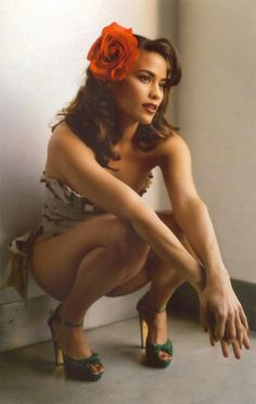 Paula Patton. What a beautiful woman