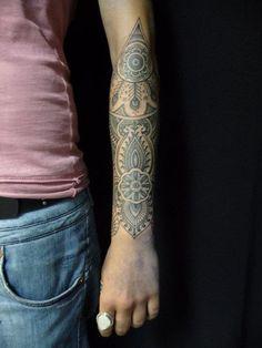 my tatto by Jondix