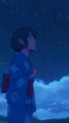 Anime Love, Sky Anime, Anime Demon, What Is Anime, Blue Anime, Cool Anime Guys, Wallpaper Animes, Anime Wallpaper Phone, Anime Scenery Wallpaper