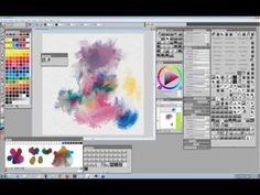 Free webinar session put on by Painter Master Skip Allen and Karen Bonaker covering a wide range of Painter 12 topics. Huion Tablet, Bob Ross Paintings, Corel Painter, Art Tips, Video Tutorials, Photo Manipulation, Photoshop, Digital Art, Drawings