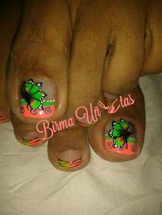 Manicure Y Pedicure, Toe Nail Designs, Hot Nails, Erika, Dark Skin, Acrylics, Roxy, Pink Color, Make It Simple