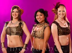 These look really good on Moondance, Bellydance