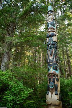 Sitka National Historical Park, Alaska