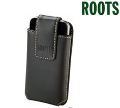 iPhone 5 Roots Vertical Leather Belt Clip Holster