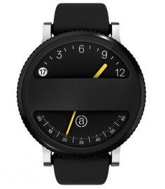 Span Watch, le concept de montre connectée hybride par Box Clever