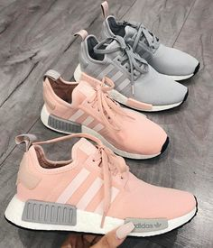 "12.1k Likes, 262 Comments - Diana C Saldana (@dianachantel) on Instagram: ""New babies, I love pretty sneakers  all pink everything """