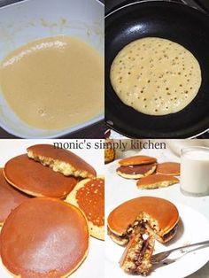 Cake Recipes, Snack Recipes, Dessert Recipes, Cooking Recipes, Snacks, Cooking Time, Crepes, Resep Cake, Baked Breakfast Recipes