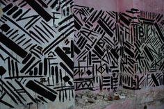 Blaqk – Momentum New Mural @ Athens, Greece