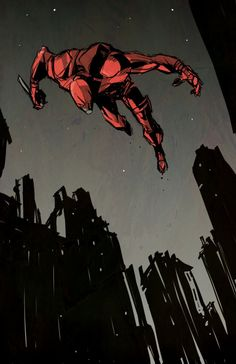 Daredevil by John Timms