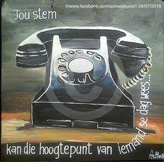 Bel,bel,bel... __[AShooP-Tuinkuns/FB] #Afrikaans #giveOut