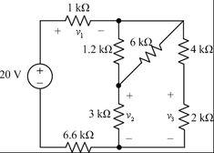 Series Parallel Circuit Examples Resistors in series and