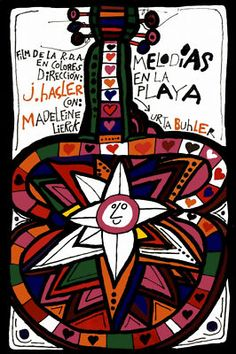 1180 Cuban Movie Poster Beach Guitar Musical Art Decor | eBay