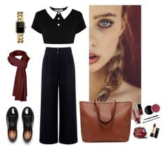 """""""STEP UP!"""" by alicevvs on Polyvore featuring Acne Studios, Être Cécile and Chanel"""