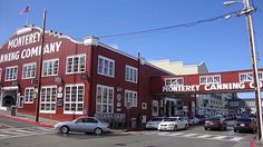 Cannery Row, Monterey California - This was Beatnick central when I was a kid!