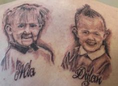 Hey-O! It's Bad TatToosDay! 14 more of the worst!
