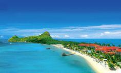 St. Lucia @ Grande Sandals Resort...loved our honeymoon here!!