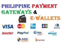Philippine Payment gateways & E-Wallets for customers and Traders - http://ift.tt/2nLyk2i  credit card philippines online payment gateway philippines online shop philippines payment gateway philippines Philippine payment gateway providers Philippine Payment gateways Social